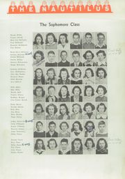 Page 87, 1939 Edition, Greenville High School - Nautilus Yearbook (Greenville, SC) online yearbook collection