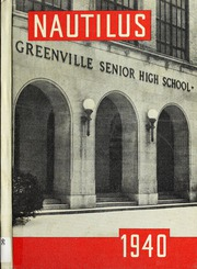 Greenville High School - Nautilus Yearbook (Greenville, SC) online yearbook collection, 1940 Edition, Page 1