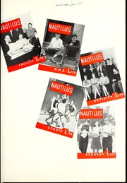 Page 5, 1940 Edition, Greenville High School - Nautilus Yearbook (Greenville, SC) online yearbook collection