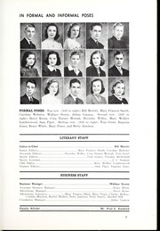 Page 7, 1940 Edition, Greenville High School - Nautilus Yearbook (Greenville, SC) online yearbook collection