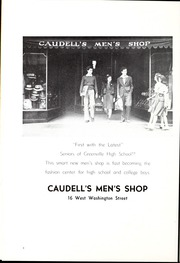 Page 8, 1940 Edition, Greenville High School - Nautilus Yearbook (Greenville, SC) online yearbook collection