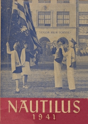 Greenville High School - Nautilus Yearbook (Greenville, SC) online yearbook collection, 1941 Edition, Page 1