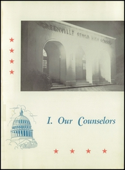 Page 11, 1941 Edition, Greenville High School - Nautilus Yearbook (Greenville, SC) online yearbook collection