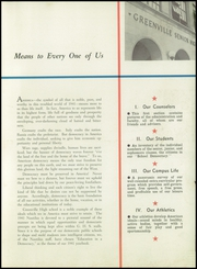 Page 7, 1941 Edition, Greenville High School - Nautilus Yearbook (Greenville, SC) online yearbook collection