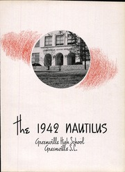 Page 9, 1942 Edition, Greenville High School - Nautilus Yearbook (Greenville, SC) online yearbook collection