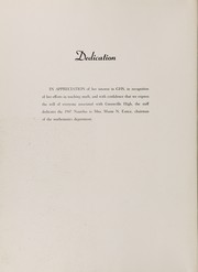 Page 10, 1947 Edition, Greenville High School - Nautilus Yearbook (Greenville, SC) online yearbook collection