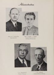 Page 16, 1947 Edition, Greenville High School - Nautilus Yearbook (Greenville, SC) online yearbook collection