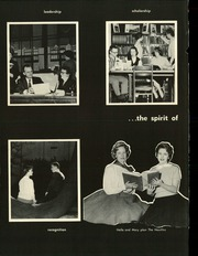 Page 10, 1958 Edition, Greenville High School - Nautilus Yearbook (Greenville, SC) online yearbook collection