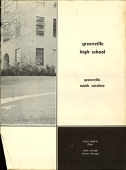 Page 7, 1958 Edition, Greenville High School - Nautilus Yearbook (Greenville, SC) online yearbook collection