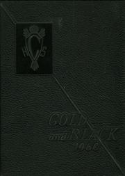 Camden High School - Gold and Black Yearbook (Camden, SC) online yearbook collection, 1960 Edition, Page 1
