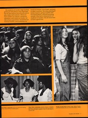 Page 11, 1975 Edition, Camden High School - Gold and Black Yearbook (Camden, SC) online yearbook collection