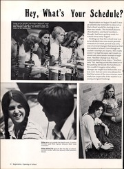 Page 16, 1975 Edition, Camden High School - Gold and Black Yearbook (Camden, SC) online yearbook collection
