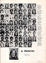Page 167, 1975 Edition, Camden High School - Gold and Black Yearbook (Camden, SC) online yearbook collection