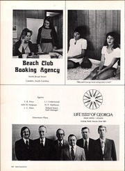 Page 172, 1975 Edition, Camden High School - Gold and Black Yearbook (Camden, SC) online yearbook collection