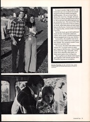 Page 23, 1975 Edition, Camden High School - Gold and Black Yearbook (Camden, SC) online yearbook collection