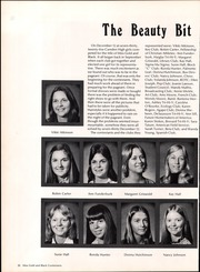 Page 24, 1975 Edition, Camden High School - Gold and Black Yearbook (Camden, SC) online yearbook collection