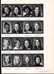 Page 25, 1975 Edition, Camden High School - Gold and Black Yearbook (Camden, SC) online yearbook collection