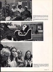 Page 31, 1975 Edition, Camden High School - Gold and Black Yearbook (Camden, SC) online yearbook collection