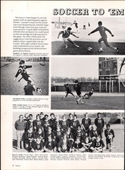Page 60, 1975 Edition, Camden High School - Gold and Black Yearbook (Camden, SC) online yearbook collection