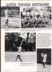 Page 68, 1975 Edition, Camden High School - Gold and Black Yearbook (Camden, SC) online yearbook collection