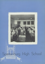Page 15, 1945 Edition, Spartanburg High School - Spartana Yearbook (Spartanburg, SC) online yearbook collection