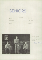 Page 16, 1945 Edition, Spartanburg High School - Spartana Yearbook (Spartanburg, SC) online yearbook collection
