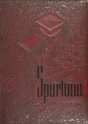 1950 Edition, Spartanburg High School - Spartana Yearbook (Spartanburg, SC)