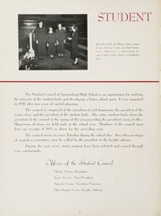 Page 12, 1950 Edition, Spartanburg High School - Spartana Yearbook (Spartanburg, SC) online yearbook collection
