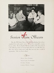 Page 16, 1950 Edition, Spartanburg High School - Spartana Yearbook (Spartanburg, SC) online yearbook collection