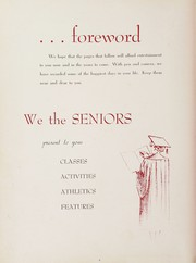 Page 8, 1950 Edition, Spartanburg High School - Spartana Yearbook (Spartanburg, SC) online yearbook collection