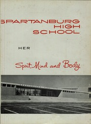 Page 7, 1961 Edition, Spartanburg High School - Spartana Yearbook (Spartanburg, SC) online yearbook collection