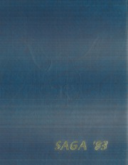1983 Edition, Spartanburg High School - Spartana Yearbook (Spartanburg, SC)