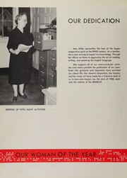Page 16, 1960 Edition, Rock Hill High School - Bearcat Yearbook (Rock Hill, SC) online yearbook collection
