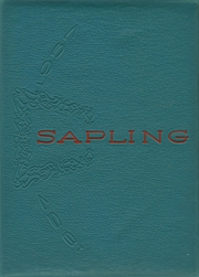Page 1, 1957 Edition, Greenwood High School - Sapling Yearbook (Greenwood, SC) online yearbook collection