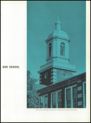 Page 11, 1957 Edition, Greenwood High School - Sapling Yearbook (Greenwood, SC) online yearbook collection