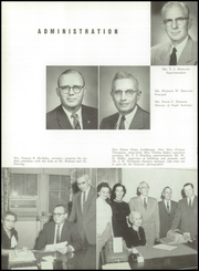 Page 14, 1957 Edition, Greenwood High School - Sapling Yearbook (Greenwood, SC) online yearbook collection