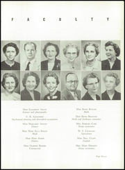 Page 15, 1957 Edition, Greenwood High School - Sapling Yearbook (Greenwood, SC) online yearbook collection