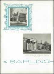 Page 8, 1957 Edition, Greenwood High School - Sapling Yearbook (Greenwood, SC) online yearbook collection