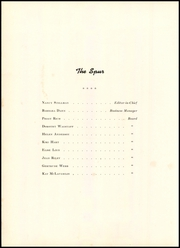 Page 6, 1940 Edition, Aiken High School - Hornet Yearbook (Aiken, SC) online yearbook collection