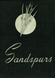 1951 Edition, North Augusta High School - Sandspurs Yearbook (North Augusta, SC)