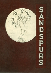 1952 Edition, North Augusta High School - Sandspurs Yearbook (North Augusta, SC)