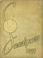 1955 Edition, North Augusta High School - Sandspurs Yearbook (North Augusta, SC)
