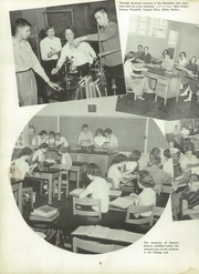 Page 10, 1955 Edition, North Augusta High School - Sandspurs Yearbook (North Augusta, SC) online yearbook collection