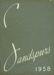 1958 Edition, North Augusta High School - Sandspurs Yearbook (North Augusta, SC)