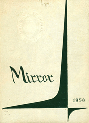 1958 Edition, Conway High School - Mirror Yearbook (Conway, SC)
