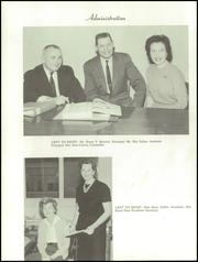 Page 14, 1960 Edition, Hillcrest High School - Hilltopper Yearbook (Simpsonville, SC) online yearbook collection
