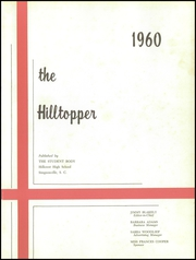 Page 5, 1960 Edition, Hillcrest High School - Hilltopper Yearbook (Simpsonville, SC) online yearbook collection