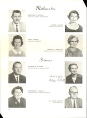 Page 14, 1961 Edition, Hillcrest High School - Hilltopper Yearbook (Simpsonville, SC) online yearbook collection