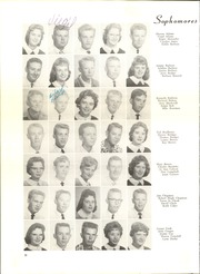 Page 54, 1961 Edition, Hillcrest High School - Hilltopper Yearbook (Simpsonville, SC) online yearbook collection