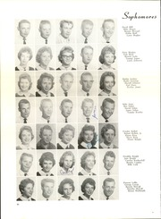Page 56, 1961 Edition, Hillcrest High School - Hilltopper Yearbook (Simpsonville, SC) online yearbook collection